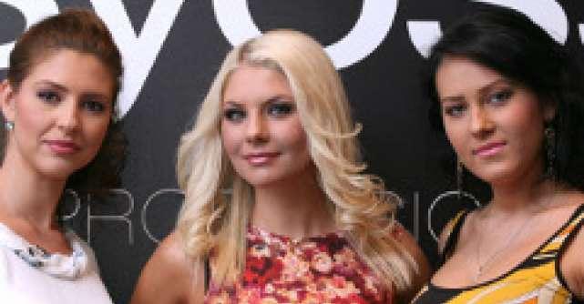 Galerie foto: Castigatoarele Kudika la Syoss Hair Academy