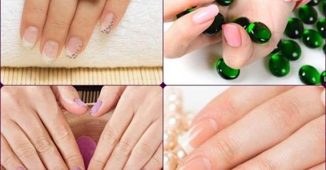 Modele de unghii pentru mirese