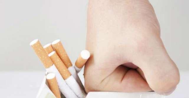 Renuntarea la fumat duce la cresterea in greutate