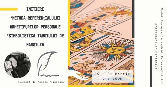 ReIMAGINE HUB - Descoperă Tarotul de Marsilia și #referentialul!