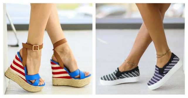 S-a dat startul la reduceri! Cumpara-ti online perechile de pantofi preferate!