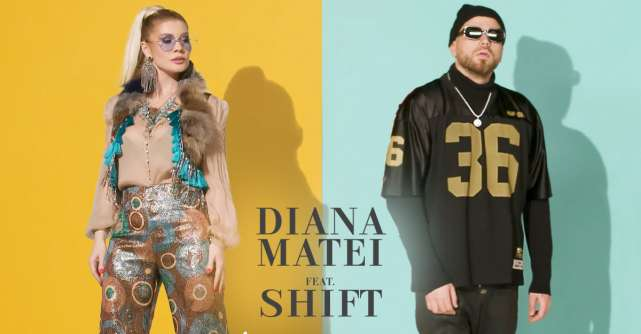 Diana Matei și SHIFT lansează Minte-mă