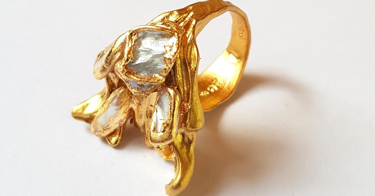 Poza 3 din 4 mirabilis art jewelry