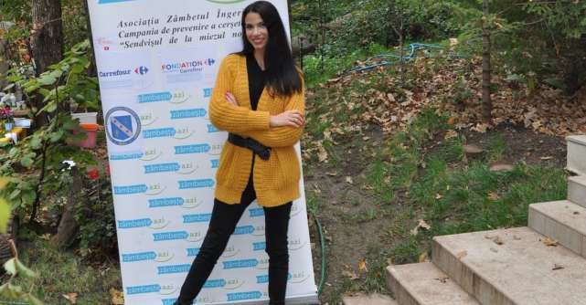 Irina Mohora: Stop risipa alimentara!