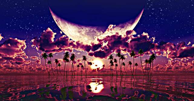 Luna Nouă în Rac de pe 10 iulie aduce liniștea în viața noastră. Sfatul Universului pentru fiecare zodie în parte