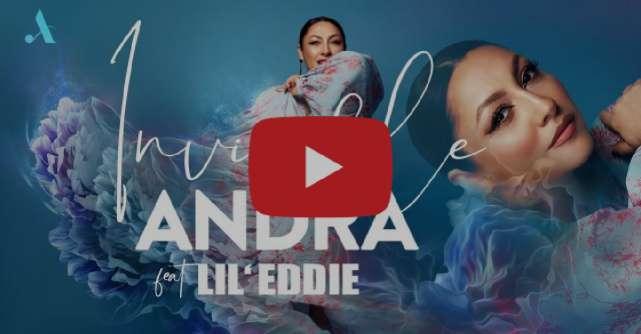Andra lansează  un nou single in limba spaniola, 'Invisible', alaturi de Lil' Eddie