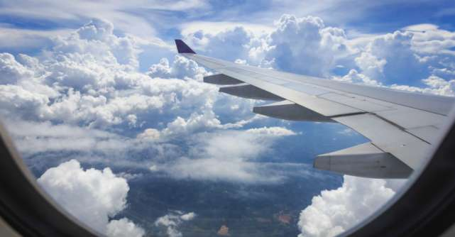 Cinci secrete surprinzătoare despre zborul cu avionul