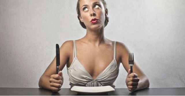 3 tipuri de foame de care trebuie sa scapi