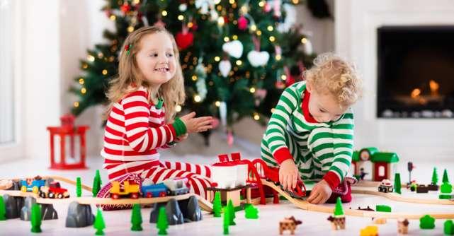 Cadouri pentru copii: Idei pentru Crăciun
