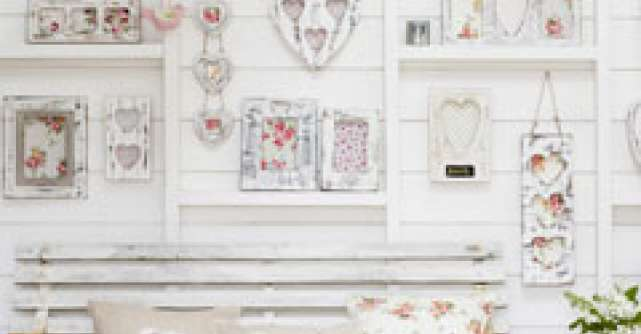 Practic: 8 metode de a decora peretii