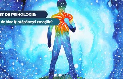 Test de psihologie: Cat de bine iti stapanesti emotiile?