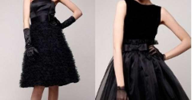 15 rochii pentru Revelion LIttle Black Dress by Agnes Toma