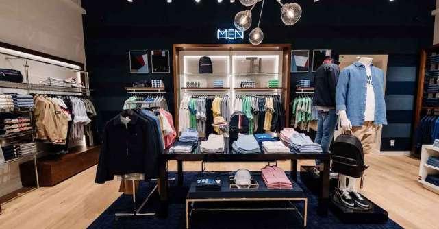 Tommy Hilfinger renoveaza magazinul din Iulius Mall, Cluj in noul concept