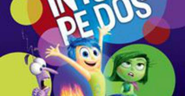 5 emotii si 7 lucruri de stiut despre filmul de animatie INTORS PE DOS de la Disney Pixar