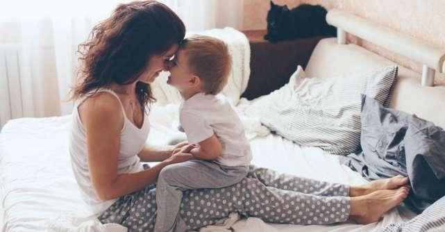 Mama si fiu, o legatura pe care NIMENI nu o poate rupe