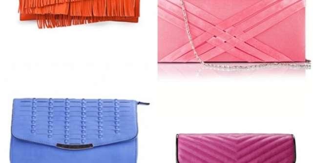 Shopping: Plicuri colorate