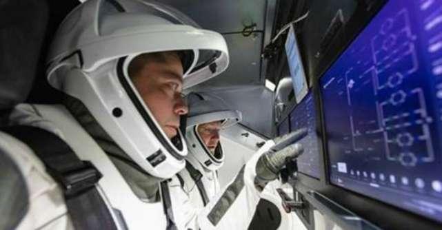 Discovery Channel documentează lansarea istorică a rachetei SpaceX, cu echipaj uman la bord