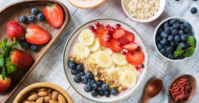 7 gustari delicioase care nu lipsesc din frigiderul nutritionistilor