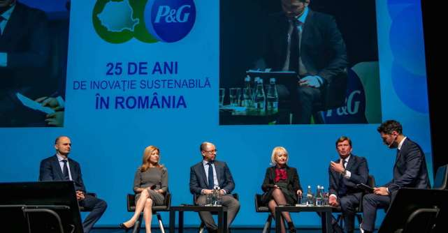 P&G România, 25 de ani de inovaţie sustenabilă