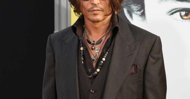 Johnny Depp, prima declaratie dupa despartirea de Vanessa Paradis