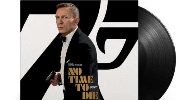 A fost lansata coloana sonora a filmului James Bond 'No Time To Die'