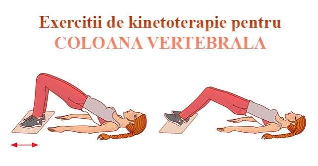 exercitii kinetoterapie sold articulația umflată și nu doare