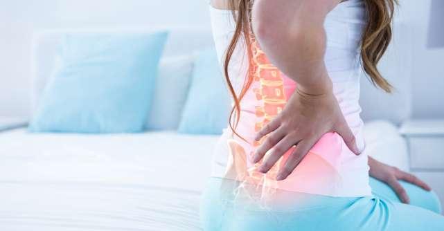 Dă-ți un RESET și o scapi de durerile de spate!