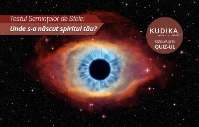 Testul Semintelor de Stele: Unde s-a nascut spiritul tau?
