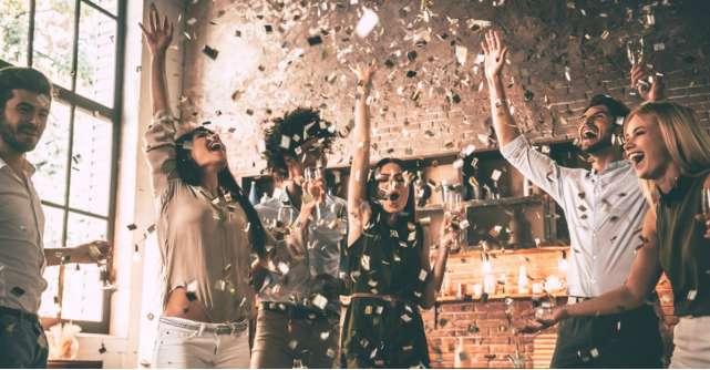 Organizezi o petrecere? Iată 5 sugestii pentru o seară distractivă