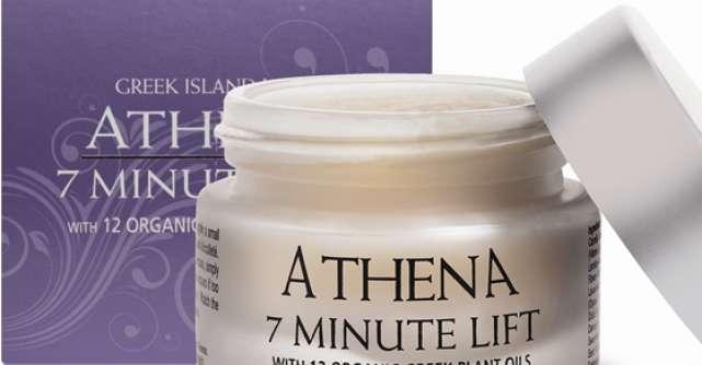Athena 7 Minute Lift - riduri reduse vizibil in timp record