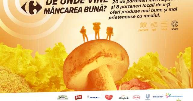 Carrefour a dat startul celei de-a doua ediții Săptămânile Tranziției Alimentare
