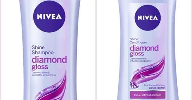 Descopera gama NIVEA Diamond Gloss