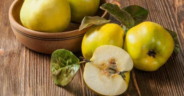 Beneficiile frunzelor de gutui pentru sanatate