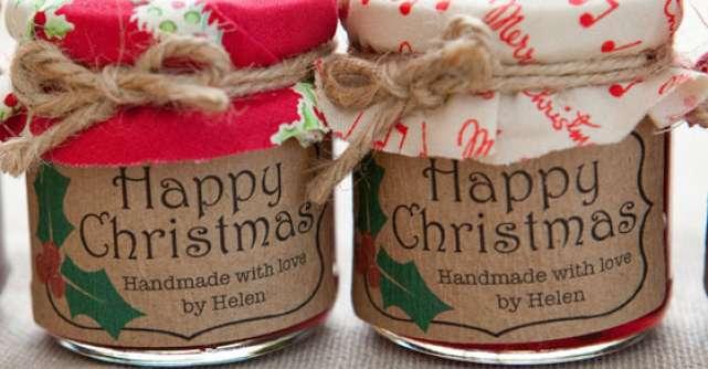 DIY: 10 idei de cadouri pentru Craciun