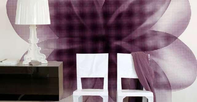 HOT: descopera piese de mobilier si accesorii in culoarea violet
