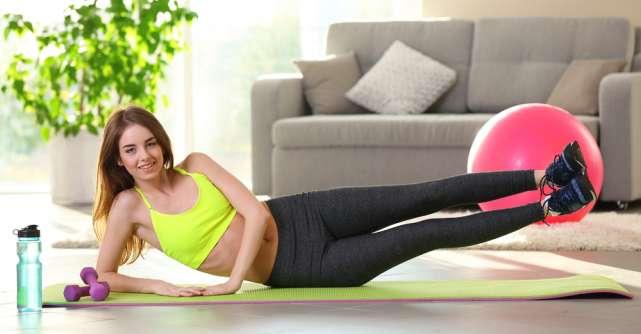 Patru lucruri esențiale de care ai nevoie pentru a-ți face propria sală de antrenament în propria sufragerie