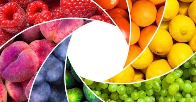 CURCUBEUL Sanatatii: afla ce BOLI tratezi in functie de culoarea alimentelor