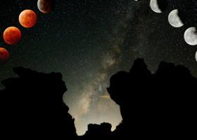 Astrologie: Primeste eclipsa de Luna din 10 ianuarie cu sufletul deschis