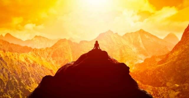 Invata tehnica meditatiei de la un calugar budist