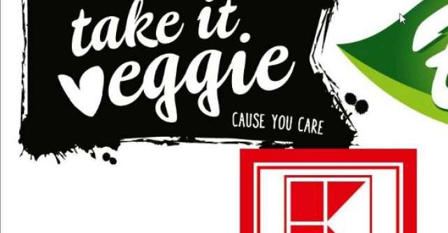 Kaufland lanseaza noi marci proprii de produse ecologice si vegetariene: K-Bio si K-take it veggie