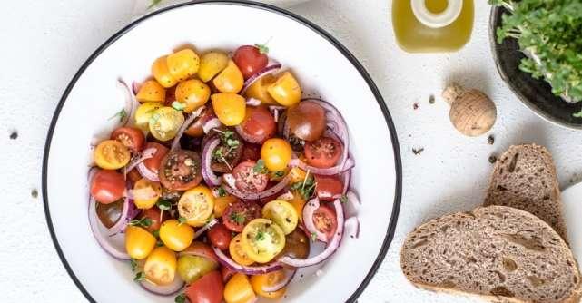 Salatele de vară Europene cu cele mai puține calorii dezvăluite în studiul alimentar!