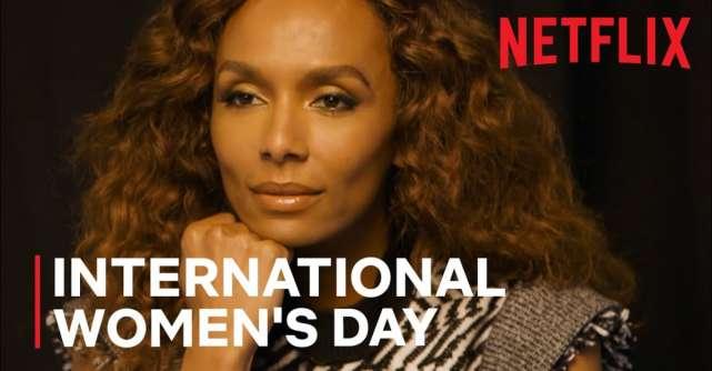 Netflix dedică luna martie femeilor care au deschis drumuri în divertisment
