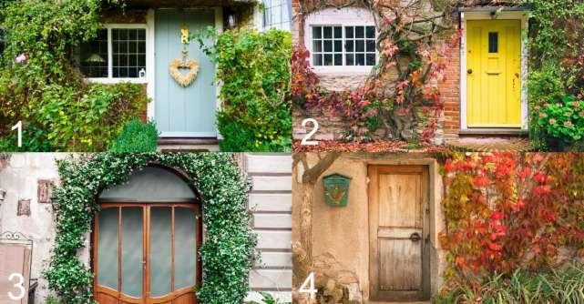 Ușa pe care o alegi îți va arăta caracteristicile ascunse ale personalității tale