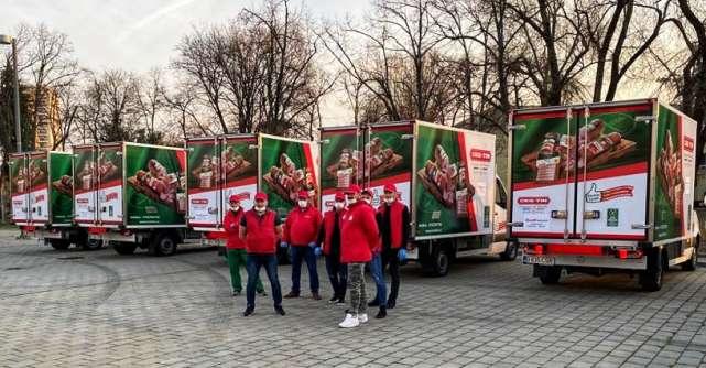Alimente donate de Cris-Tim fundației Prețuiește Viața, în sprijinul celor cu risc de îmbolnăvire cu Covid-19