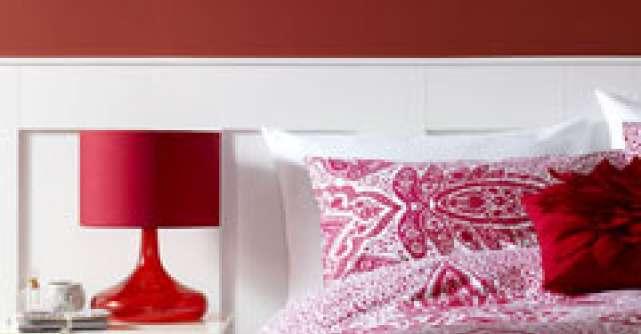 5 culori cu care poti vopsi peretii dormitorului