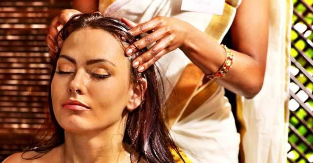 5 beneficii pentru sanatate ale masajului indian cervical si al scalpului