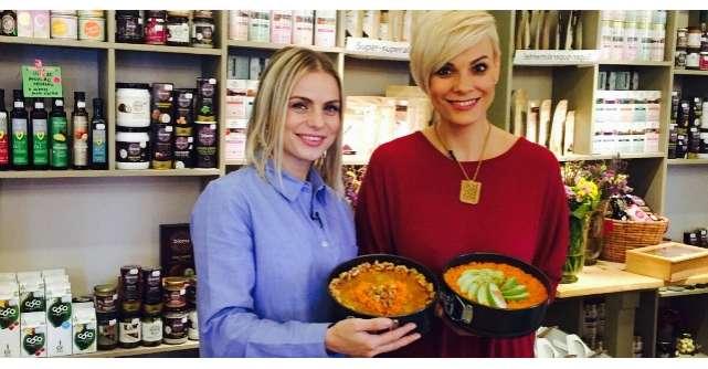 Reteta de placinta raw vegana: Fara faina, fara multe calorii si fara coacere