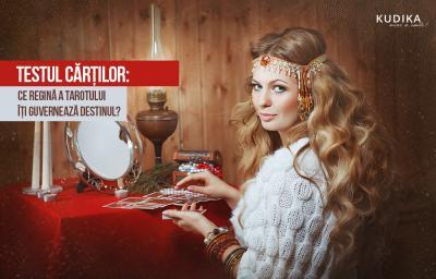 Testul Cartilor: Ce regina a Tarotului iti guverneaza destinul?