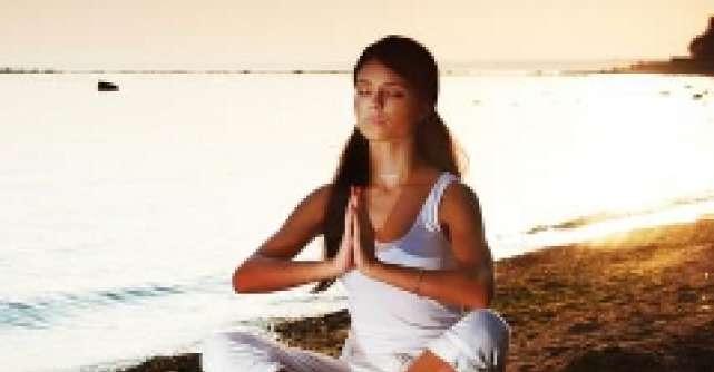 Yoga, un sport al mintii si al trupului