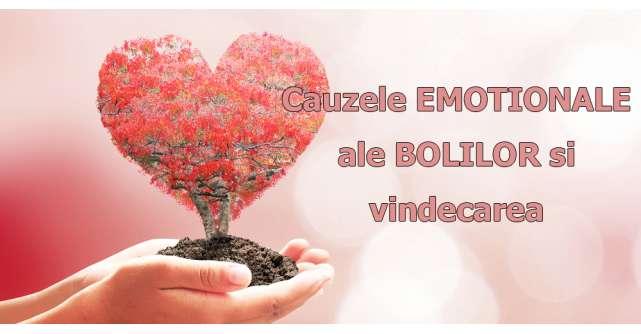 Incredibila Harta EMOTIONALA a DURERILOR: despre somatizarea sentimentelor